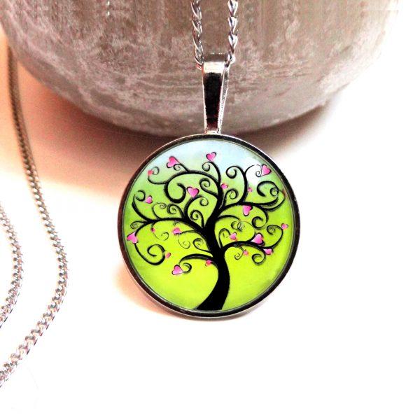 collier arbre de vie